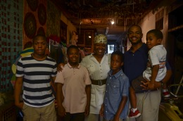 Muhammad Family (project collaborators)