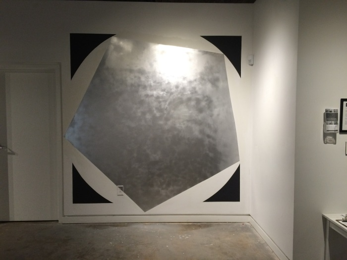 Wall Drawing, 2015 install