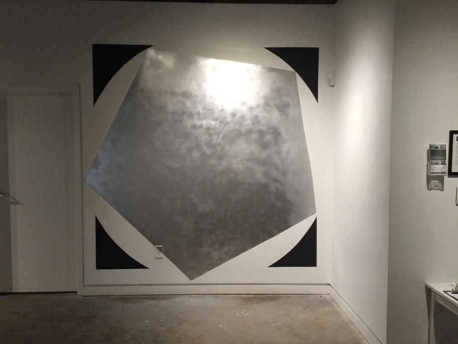 Wall Drawing, 2015 install